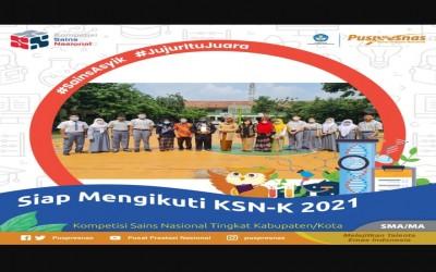 Kompetisi Sains Nasional 2021